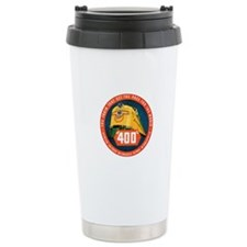 Chicago & North Western Railway Ceramic Travel Mug