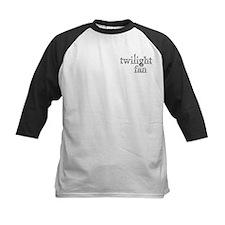 Twilight Fan Silver Tee