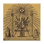 The Pine Altar Tile Coaster