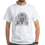 Altar of the Ancients White T-Shirt