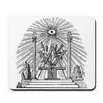 Altar of the Ancients Mousepad