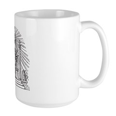 Altar of the Ancients Large Mug