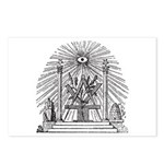 Altar of the Ancients Postcards (Package of 8)