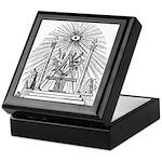 Altar of the Ancients Keepsake Box