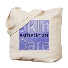 Skin Care Tote Bag