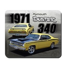 1971 Duster Mousepad