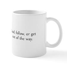 Thomas Paine Inspiration Mug