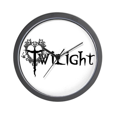 Twilight Movie Wall Clock