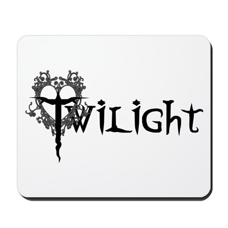 Twilight Movie Mousepad