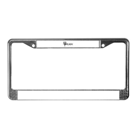Twilight Movie License Plate Frame