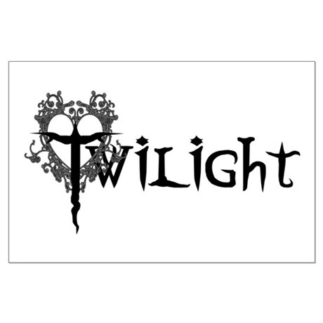 Twilight Movie Large Poster
