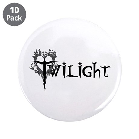 "Twilight Movie 3.5"" Button (10 pack)"