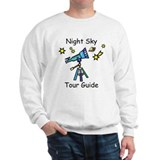 Night Sky Tour Guide Jumper
