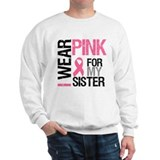 I Wear Pink Sister Jumper