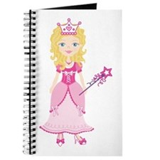 Cool Frog princess Journal