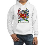 Strogonov Family Crest Hooded Sweatshirt
