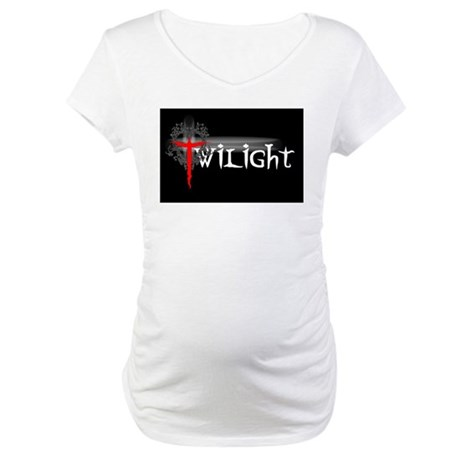 Twilight Movie Maternity T-Shirt
