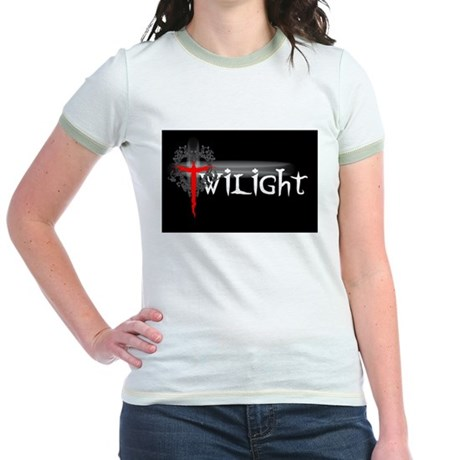 Twilight Movie Jr. Ringer T-Shirt