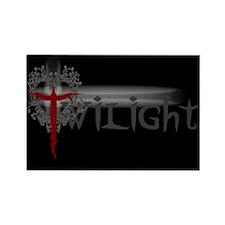 Twilight Movie Rectangle Magnet