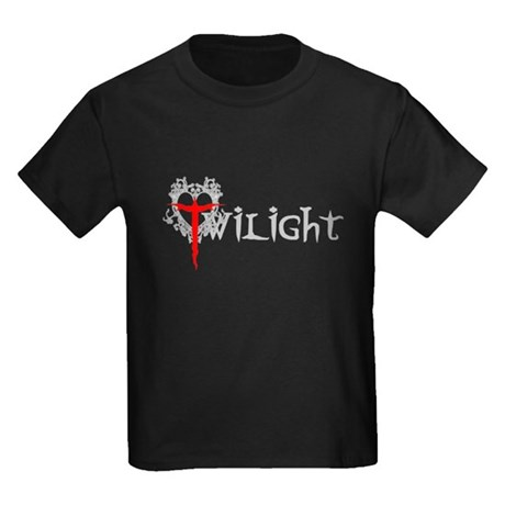 Twilight Movie Kids Dark T-Shirt