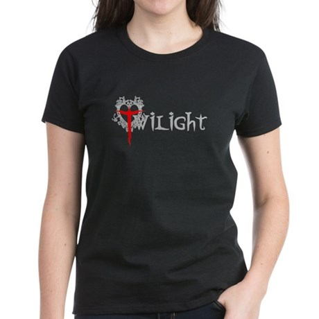 Twilight Movie Women's Dark T-Shirt