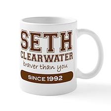 Seth Clearwater, Braver Than Mug