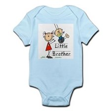 Swing Little Brother Big Sister Infant Bodysuit