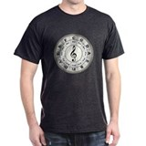 &amp;quot;Pearl&amp;quot; Circle of Fifths T-Shirt