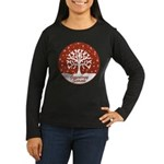Genealogy Season Women's Long Sleeve Dark T-Shirt