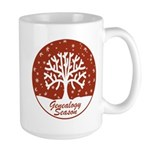 Genealogy Season Large Mug