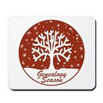 Genealogy Season Mousepad