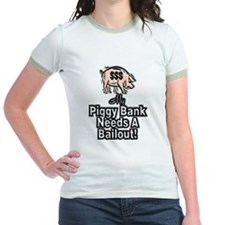 Piggy Bank Bailout ~ T