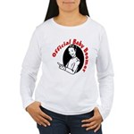 Baby Boomer Women's Long Sleeve T-Shirt