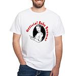 Baby Boomer White T-Shirt