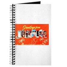 Jamaica Greetings Journal