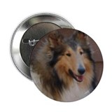"Honeytree Collies in Texas 2.25"" Button (10 p"