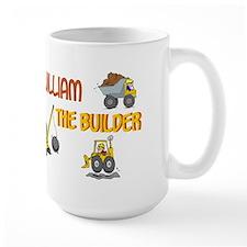 William the Builder Mug