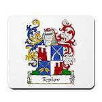 Teplov Family Crest Mousepad
