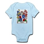 Teplov Family Crest Infant Creeper
