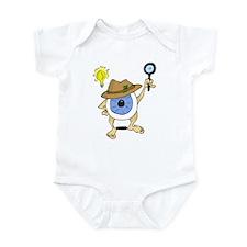 Private Eyeball Infant Bodysuit
