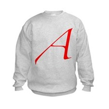"The Atheist ""A"" Sweatshirt"