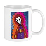 Day of the Dead Skeleton Madonna Mug