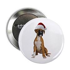 Santa Boxer Puppy 2.25