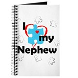 I Love My Nephew - Autism Journal