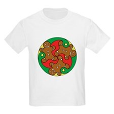 Gingerbread Triskele T-Shirt