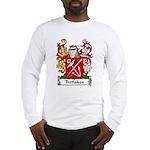 Tretiakov Family Crest Long Sleeve T-Shirt