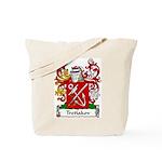 Tretiakov Family Crest Tote Bag