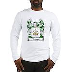 Trotsky Family Crest Long Sleeve T-Shirt