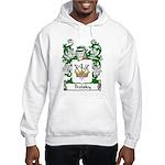 Trotsky Family Crest Hooded Sweatshirt