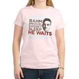 """HE WAITS"" design T-Shirt"